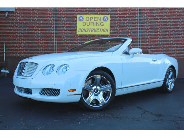 2008 Bentley Continental GT Kansas City KS