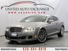 Bentley Continental GT Speed Coupe AWD w/ Bi-xenon Headlamps, Navigation, Bluetooth, Front & Rear Parking Aid with Rear View Camera Addison IL