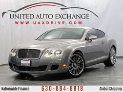2008_Bentley_Continental GT_Speed Coupe AWD w/ Bi-xenon Headlamps, Navigation, Bluetooth, Front & Rear Parking Aid with Rear View Camera_ Addison IL