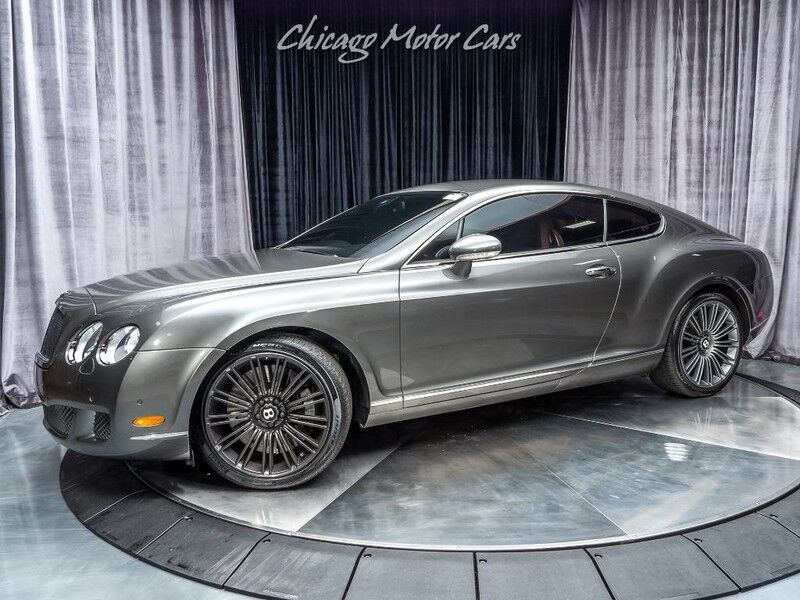 2008_Bentley_Continental GT_Speed Coupe_ Chicago IL