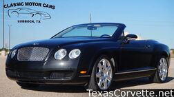 2008_Bentley_Continental GTC__ Lubbock TX