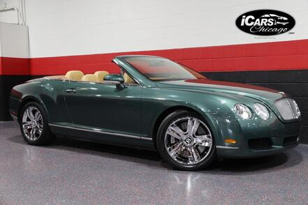 2008_Bentley_Continental GTC_2dr Convertible_ Chicago IL