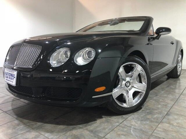 2008 Bentley Continental GTC 6.0L Twin-Turbo W12 AWD Cleveland OH