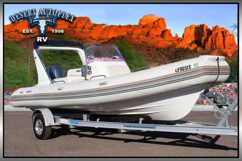 2008 Brig Eagle 645 Inflatable Boat Mesa AZ
