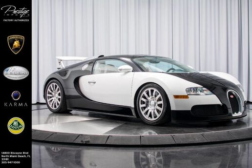 2008 Bugatti Veyron  North Miami FL