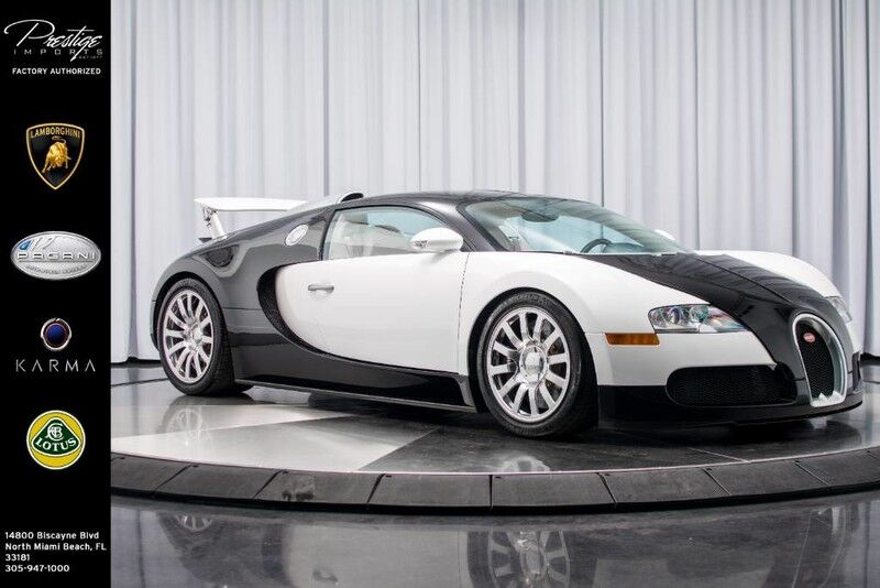 2008_Bugatti_Veyron__ North Miami Beach FL
