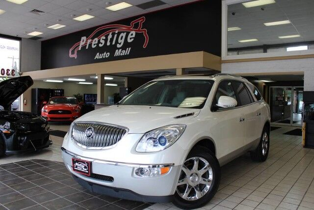 2008 Buick Enclave CXL - Dual Sun Roofs, Remote Start. Heated Seats Cuyahoga Falls OH