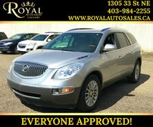 Buick Enclave CXL 3RD ROW SEATING, LEATHER, HEATED SEATS 2008