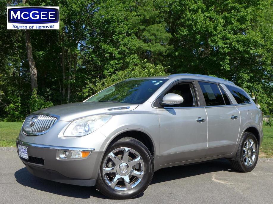 2008_Buick_Enclave_FWD 4dr CXL_ Hanover MA