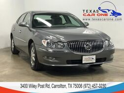 2008_Buick_LaCrosse_CX HEATED SEATS POWER DRIVER SEAT DUAL CLIMATE CONTROL CRUISE CO_ Carrollton TX