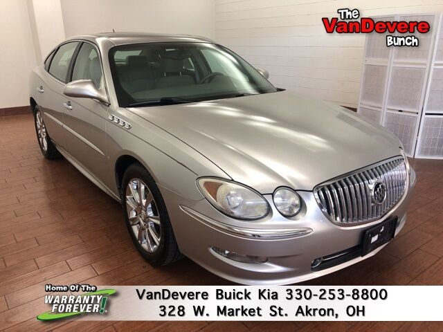 2008 Buick LaCrosse Super Akron OH