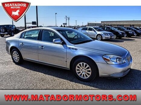 2008_Buick_Lucerne_CX_ Wolfforth TX