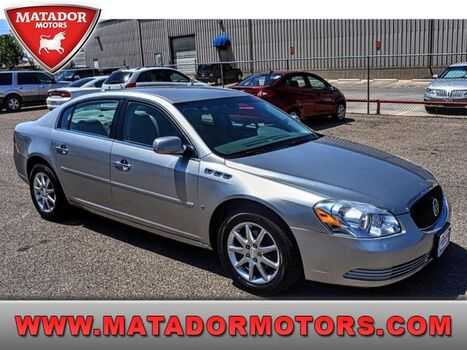 2008_Buick_Lucerne_CXL_ Lubbock & Wolfforth TX