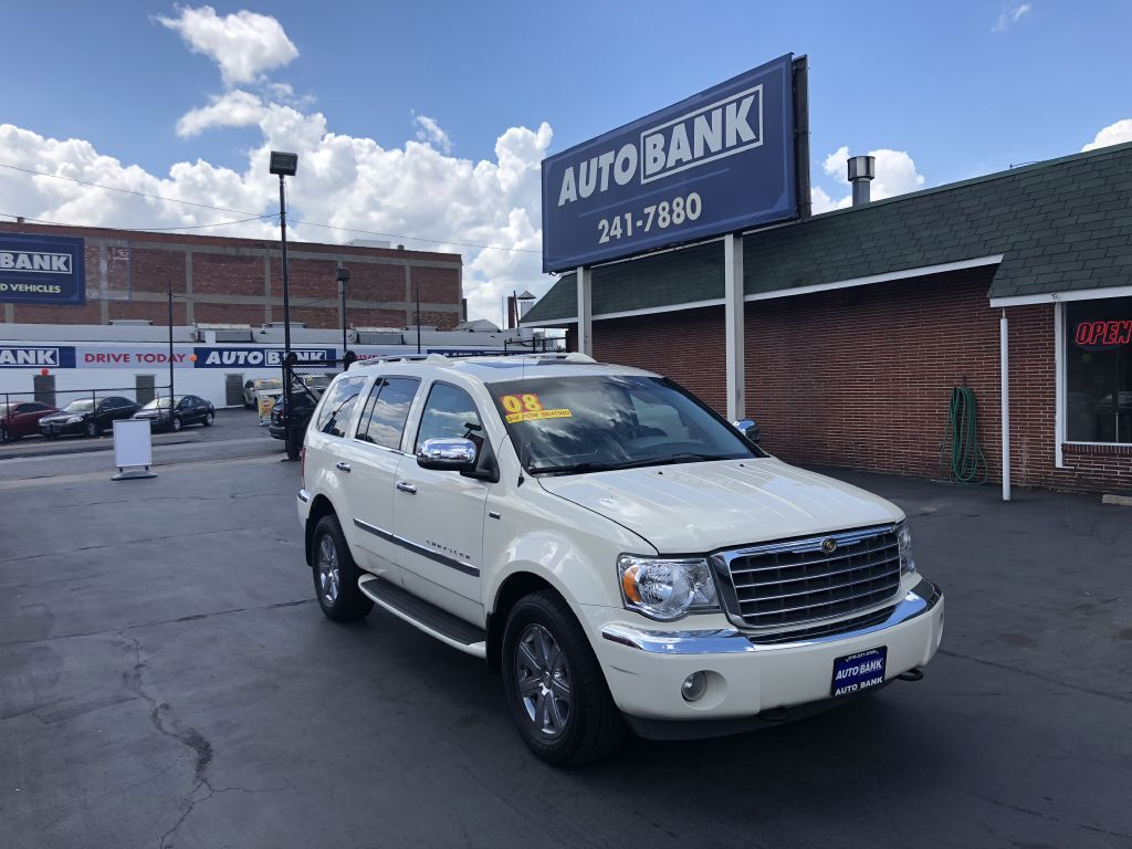 2008 CHRYSLER ASPEN LIMITED Kansas City MO