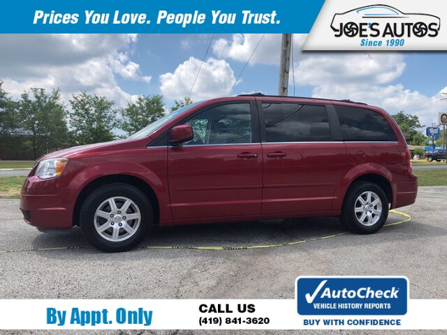 2008 CHRYSLER TOWN & COUNTRY TOURING Toledo OH