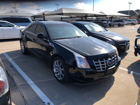 2008_Cadillac_CTS__ Euless TX