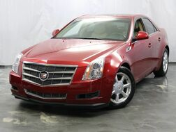 2008_Cadillac_CTS_3.6L V6 Engine / AWD / Panoramic Sunroof / BOSE Premium Sound System / Heated Leather Seats / After Market Rear View Camera_ Addison IL