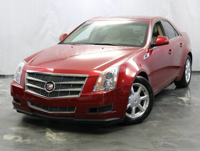 2008 Cadillac CTS 3.6L V6 Engine / AWD / Panoramic Sunroof / BOSE Premium Sound System / Heated Leather Seats / After Market Rear View Camera Addison IL