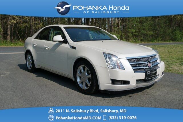 2008 Cadillac CTS Base ** SUNROOF ** Only 79,320 Miles ** Salisbury MD