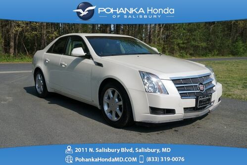 2008_Cadillac_CTS_Base ** SUNROOF ** Only 79,320 Miles **_ Salisbury MD