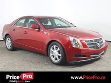 2008_Cadillac_CTS_w/Heated Leather/Pano Roof_ Maumee OH
