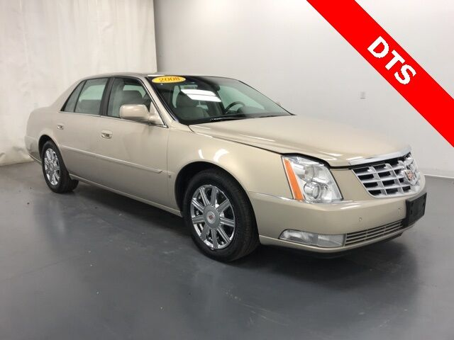 2008 Cadillac DTS 1SD Holland MI
