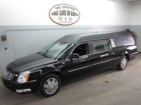 Cadillac DTS Professional (fleet-only) 1SH 2008