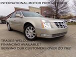 2008 Cadillac DTS w/1SC ONE OWNER