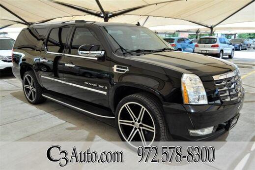 2008 Cadillac Escalade ESV  Plano TX