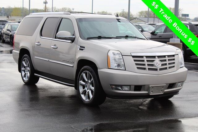 2008 Cadillac Escalade ESV Base Green Bay WI