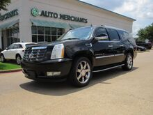2008_Cadillac_Escalade_ESV LEATHER, SUNROOF, CAPTAINS CHAIRS, ENTERTAINMENT SYSTEM, REAR CLIMATE CONTROL_ Plano TX