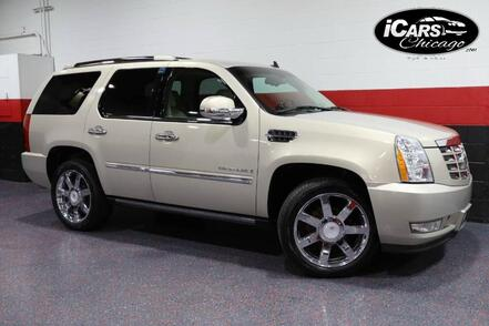 2008_Cadillac_Escalade Luxury_4dr Suv_ Chicago IL