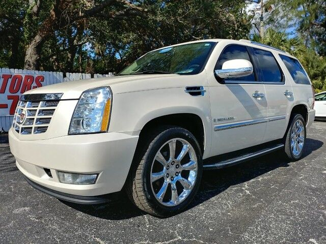 2008_Cadillac_Escalade__ Fort Myers FL