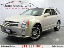 2008_Cadillac_SRX_4.6L V8 Engine AWD w/ Navigation, Panoramic Sunroof, Heated Front Seats_ Addison IL