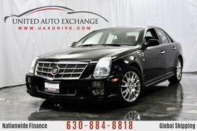 2008_Cadillac_STS_4.6L V8 Northstar Engine AWD w/ DVD Based Navigation, Heated & Ventilated Front Seats, Front and Rear Parking Aid, Heated Steering Wheel, Bose Premium Sound System_ Addison IL