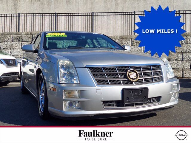 2008 Cadillac STS RWD with 1SE Jenkintown PA