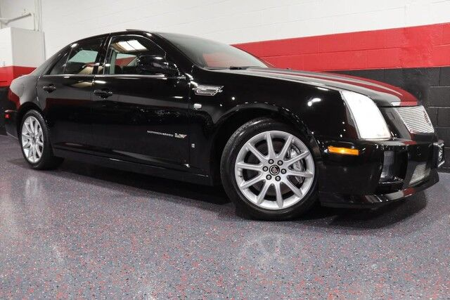 2008 Cadillac STS-V 4dr Sedan Chicago IL
