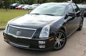 2008 Cadillac STS w/ NAVIGATION & LEATHER SEATS