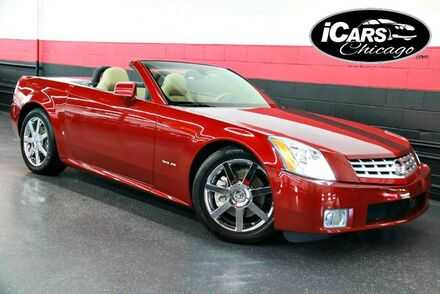 2008_Cadillac_XLR_2dr Convertible_ Chicago IL