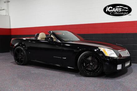 2008_Cadillac_XLR-V_2dr Convertible_ Chicago IL