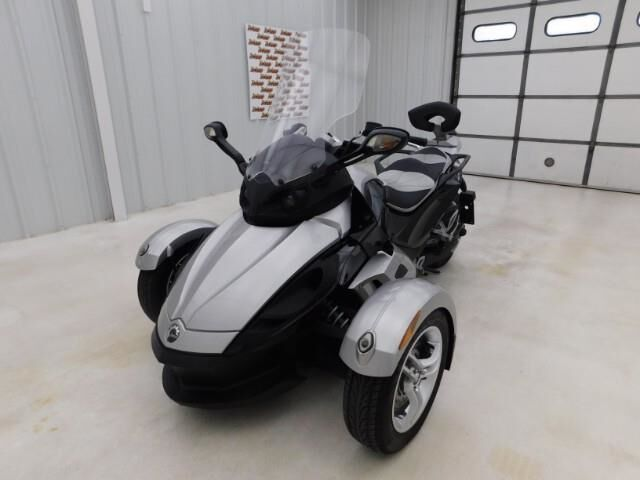 2008 Can-Am SPYDER Manhattan KS