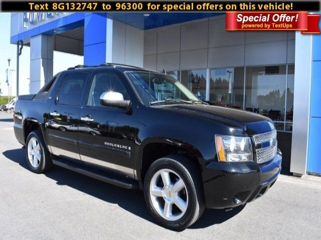 2008 Chevrolet Avalanche  Corvallis OR