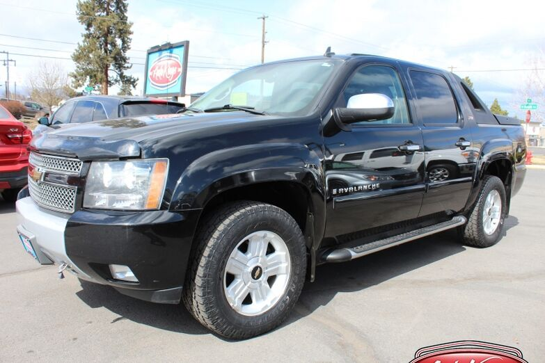 2008 Chevrolet Avalanche 4WD Crew Cab LTZ Bend OR