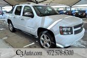 2008 Chevrolet Avalanche 4X4 LTZ 4X4