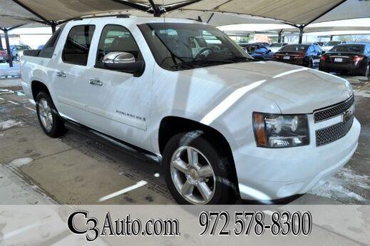 2008 Chevrolet Avalanche 4X4 LTZ 4X4 Plano TX