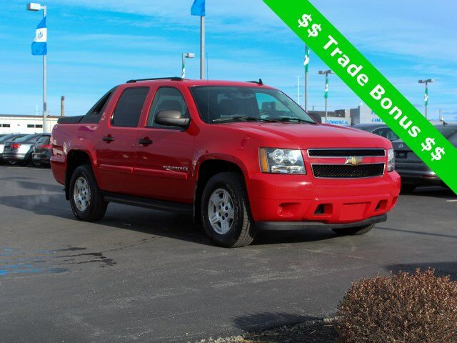 2008 Chevrolet Avalanche LS Green Bay WI