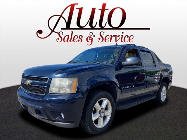 2008 Chevrolet Avalanche LT Indianapolis IN