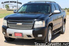 2008_Chevrolet_Avalanche_LT_ Lubbock TX