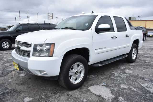 2008 Chevrolet Avalanche LT3 4WD Houston TX