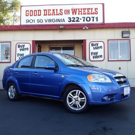 2008 Chevrolet Aveo LS 4-Door Reno NV